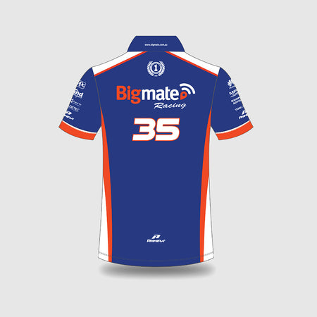 BIGMATE RACING POLO - MEN