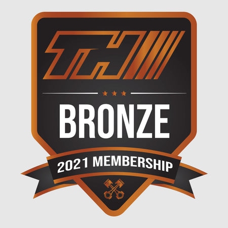 2021 Todd Hazelwood - Bronze Membership