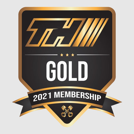 2021 Todd Hazelwood - Gold Membership
