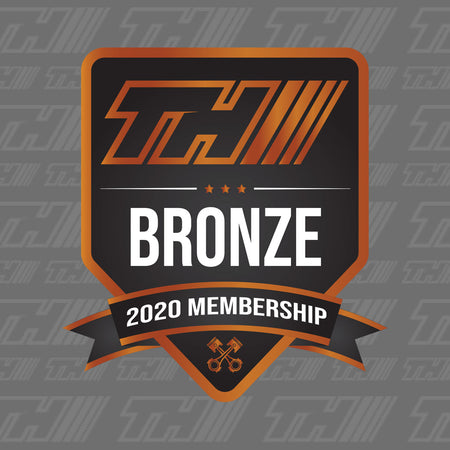 2020 Todd Hazelwood - Bronze Membership