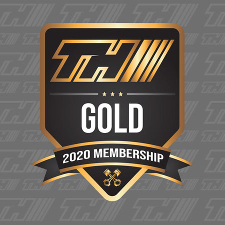 2020 Todd Hazelwood - Gold Membership