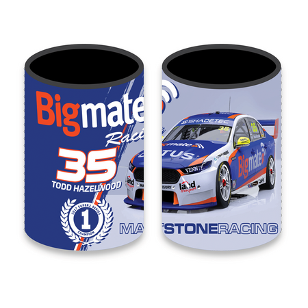 Bigmate Combo - Polo Shirt & Stubby Holder