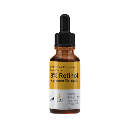 8% Retinol Maximum Strength Serum