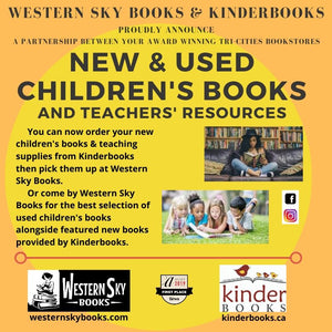 Kinder Books and Western Sky Books Partnership