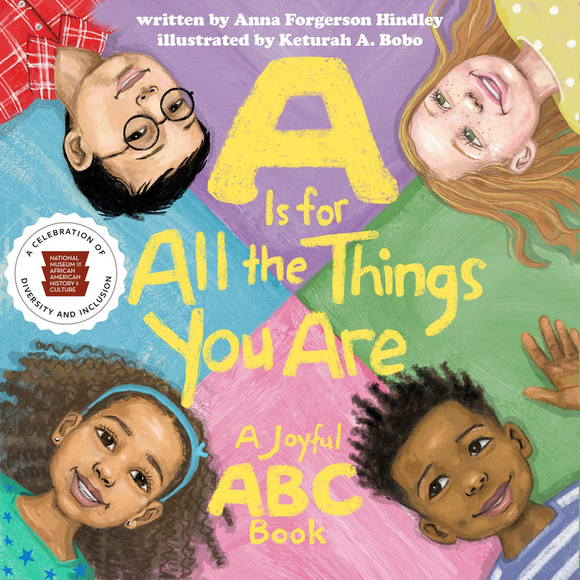 A Is for All the Things You Are: A Joyful ABC Book Board book