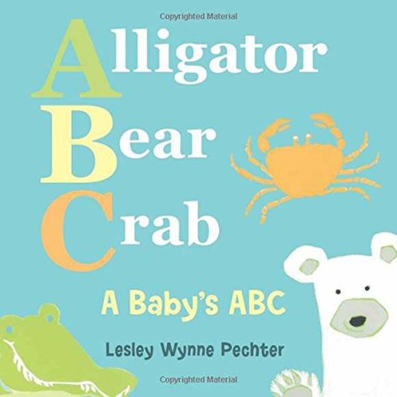 Alligator Bear Crab: A Baby's ABC