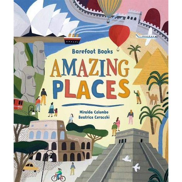 Amazing Places by Barefoot Books