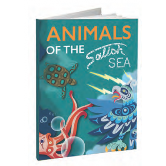 Animals of the Salish Sea