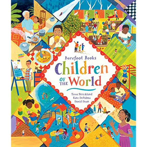 Barefoot Books: Children of the World