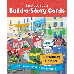 Build-a-Story  Cards Community Helpers