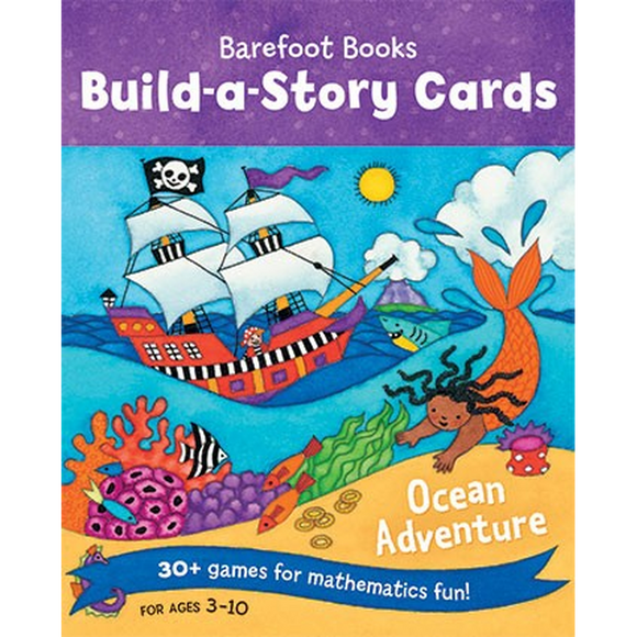 Build-a-Story Cards Ocean Adventures