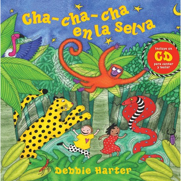 The Animal Boogie - Cha-cha-cha en la selva