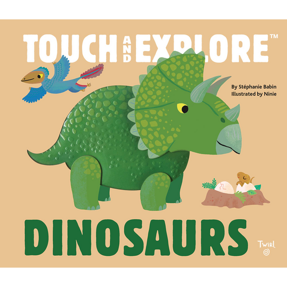 Dinosaurs Touch and Explore