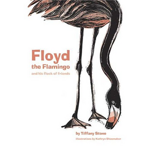 Floyd the Flamingo and His Flock of Friends