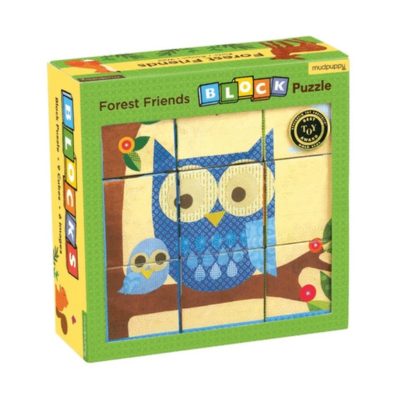 Forest Friends- Block Puzzle