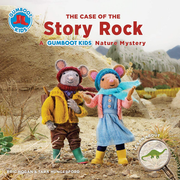 Gumboot Kids: The Case of the Story Rock