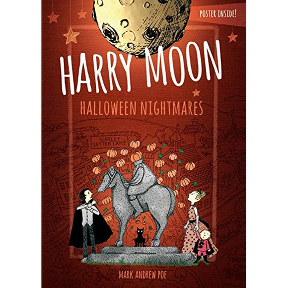 Harry Moon Halloween Nightmares