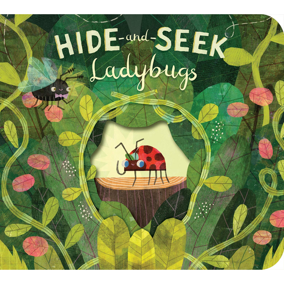Hide-and-See Ladybugs