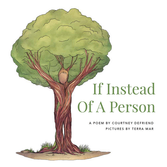 If Instead of a Person