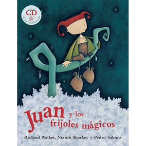 Jack and the Beanstalk with story CD - Juan y los frijoles mágicos