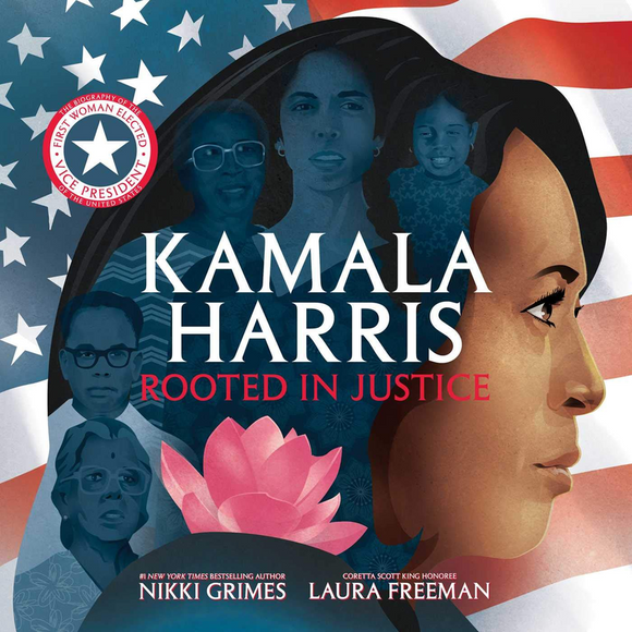 Kamala Harris - Rooted in Justice