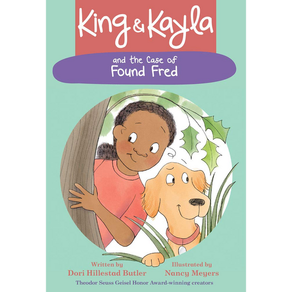 King & Kayla and the Case of Found Fred