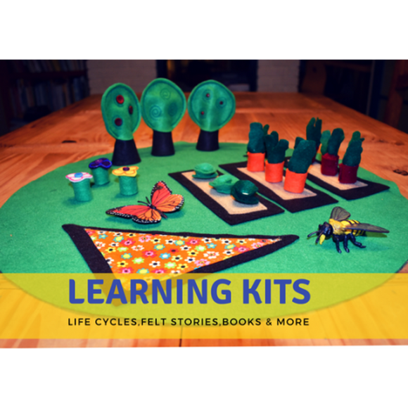 Learning Kit: Garden