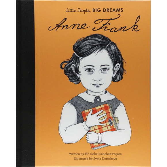 Little People, Big Dreams: Anne Frank