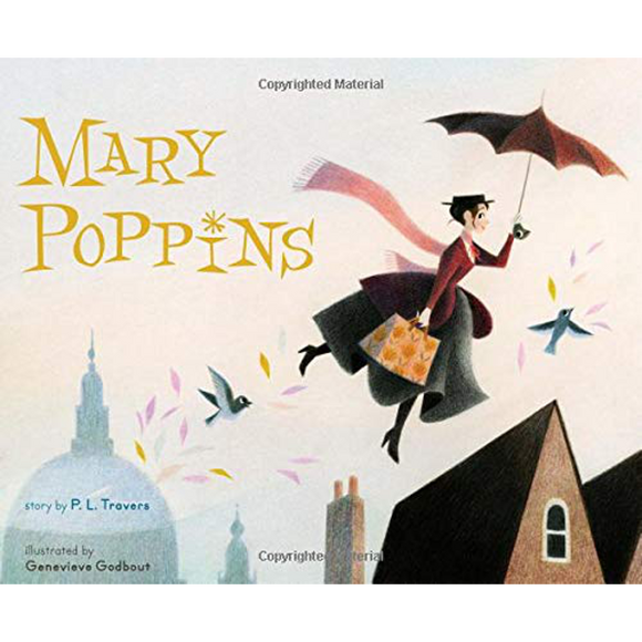 Mary Poppins - Picture Book
