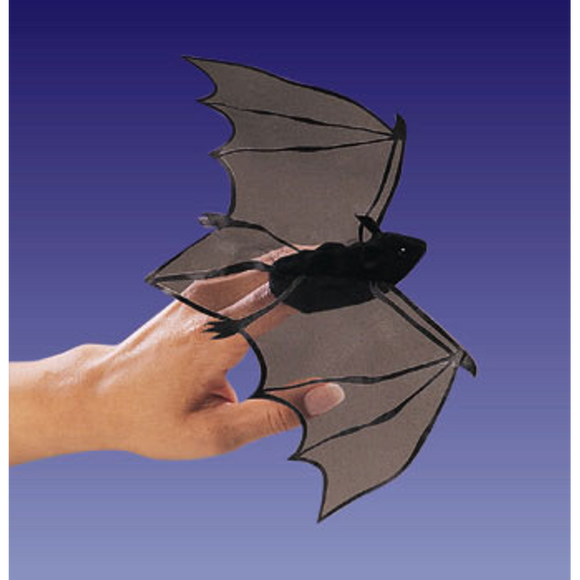 mini Bat - Finger Puppet