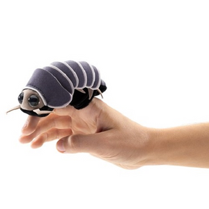 mini Roly Poly - Finger Puppet
