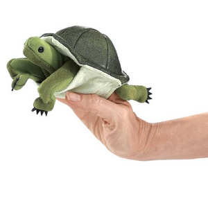 mini Turtle - Finger Puppet