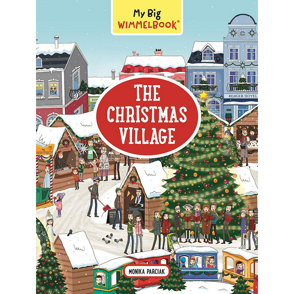 My Big Wimmelbook - Christmas Village