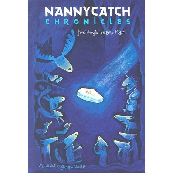 Nannycatch Chronicles