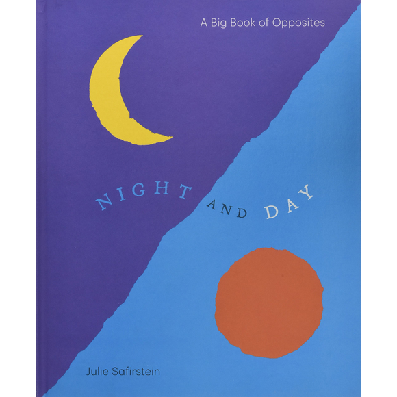 Night and Day: A Big Book of Opposites