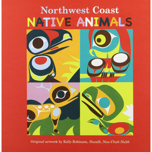Northwest Coast Native Animals