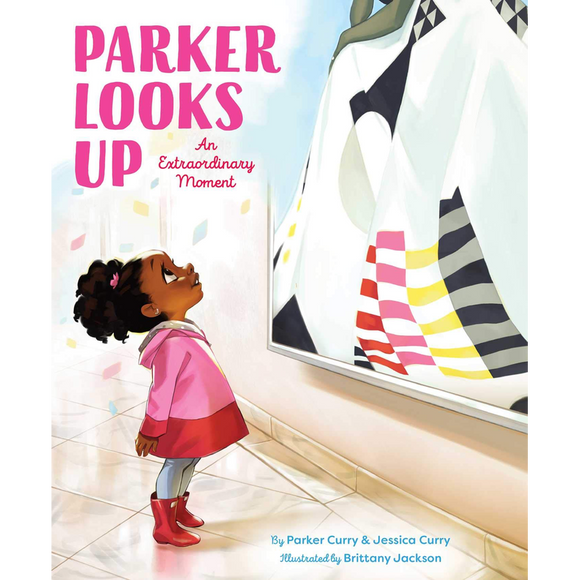 Parker Looks Up- An Extraordinary Moment