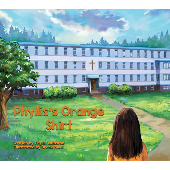 Phyllis's Orange Shirt