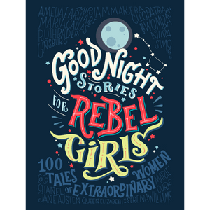 Rebel Girls Poster: Book Cover