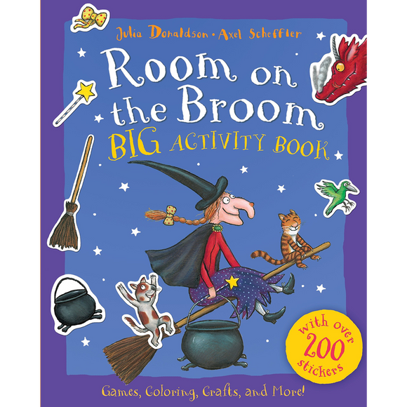 Room on the Broom Big Activity Book