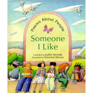 Someone I Like: Poems About People