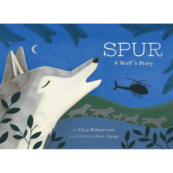 Spur - A Wolf's Story