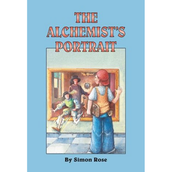 The Alchemist's Portrait