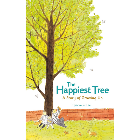 The Happiest Tree - A story of growing up