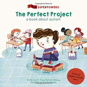 The Perfect Project - A book about autism