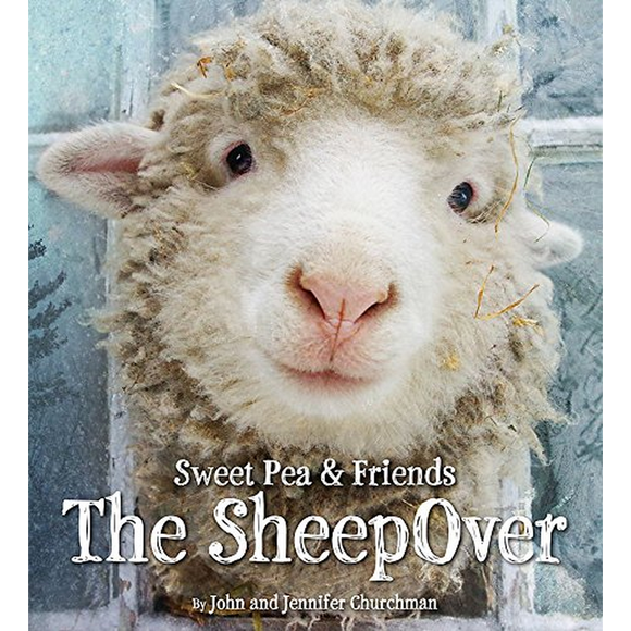 The Sheepover -Sweet Pea & Friends