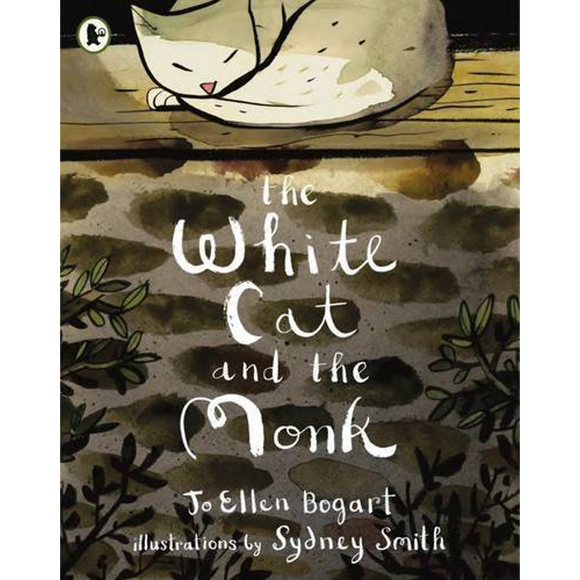 "The White Cat and the Monk: A Retelling of the Poem ""Pangur Bán"""
