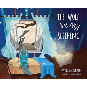 The Wolf was not sleeping