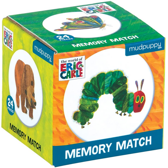 The World of Eric Carle - Mini Memory Match Game