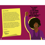 This Book Is Anti-Racist Journal: Over 50 activities to help you wake up, take action, and do the work Diary